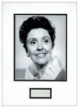 Joyce Grenfell Autograph Signed